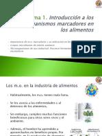 Microbiología de Alimentos Tema 1