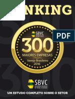 Ranking 300 Maiores Empresas Do Varejo Brasileiro 2016 2