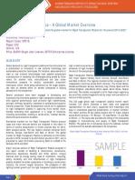 Global Rigid Transparent Plastics Market