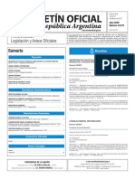 Boletín Oficial de la República Argentina, Número 33.571. 21 de febrero de 2017