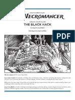 Necromancer Class Tbh