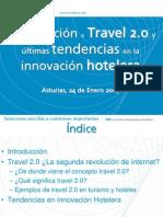 Travel 2 0 Presentacion  innovacion Asturias 240107
