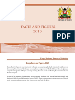 Kenya Facts 2015