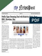 Liberty Newspost July-06-10