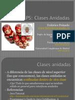 ClasesAnidadas