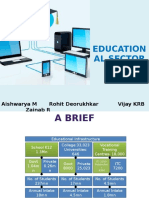 Education Sector