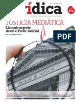 JUSTICIA MEDIÁTICA