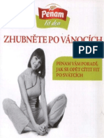 Zhubněte po vánocích (mini brožurka s recepty a cviky)