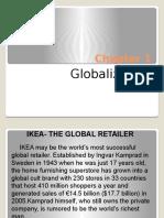 Chapter 1 Globalization Final