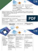 Guía de actividades y rúbrica de evaluación Fase 1 Debatir y desarrollar los ejercicios planteados sobre lenguajes y expresiones regulares.docx