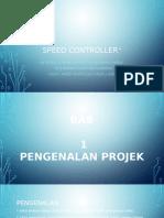Automatic Fan Temperature Speed Controller
