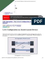 Link Aggregation – Part 4 (LAG Configuration on Alcatel-Lucent Devices) _ Www.ipcisco
