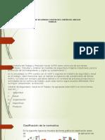 4.1 Normas de Seguridad e Higien en El Diseño Del Area de Trabajo