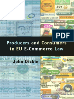 [John Dickie] Producers and Consumers in EU E-comm