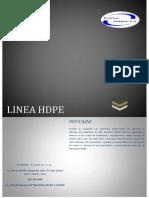Brochure Hdpe