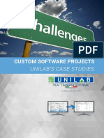 Unilab Case Studies - Oct. 2016
