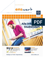 wissenswert Februar 2017 - Magazin der Leopold-Franzens-Universität Innsbruck
