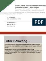 Journal Reading CCB Diuretik Syifa