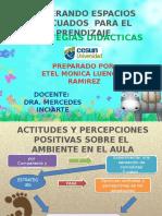 Presentacion Actividad 2 Generar Ambientes Favorables Para El Aprendizaje