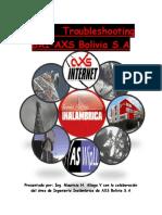 Manual Trouble Shooting BAI AXS