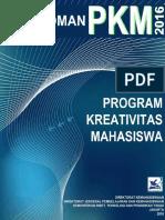 Pedoman PKM 2016