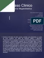Caso Clinico Hematologia PowerPoint