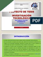 Investiga c in Tec No Logic Au Tea