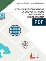 Decouvrir Et Comprendre La Gouvernance de l Information Geographique