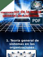 Aplicacion de La Teoria General de Sistema