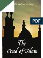A. H. Mahmud - The Creed of Islam