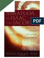 El Dios de Abraham de Isaac y de Jacob - Watchman Nee, .pdf