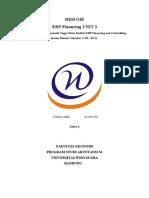 RESUME SAP Financing Unit 3