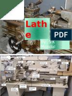 Ch-4 Lathe
