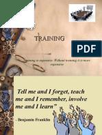 Training & Devp. (1)