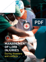 Management of limb wounds