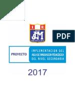 Proyecto Implemetacion AIP 152 JCM 2017