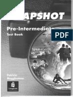 snaphot Pre Intermediate Test book.pdf