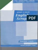 English Scrapbook