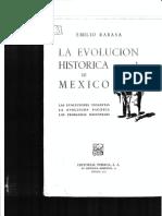 L3. Revolucion Historica de Mexico