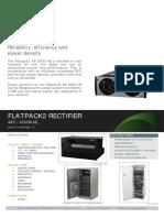 Datasheet Flatpack2 48-3000