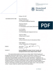DHS Memo -- Implementing the Presidents Border Security Immigration Enforcement Improvement Policies