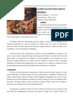 Deposición Del Cuerpo de Cristo Giotto