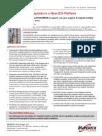 Oil Refiner Converts Dcs