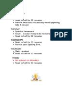 homework week 24  feb  20 2017