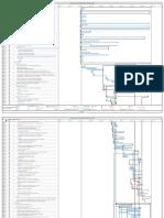 Modelo Programación de Obra