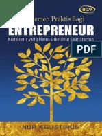 Manajemen Praktis Bagi Entrepreneur