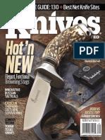 No.06.2013 Knives Illustrated - September