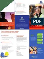 Carrera Seguridad Industrial y Prevencion de Riesgos