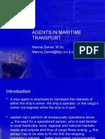 ERASMUS 6 - Agents in maritime transport.pptx