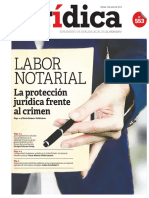 LABOR NOTARIAL